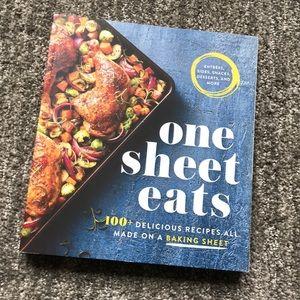 New One Sheet Eats Cookbook